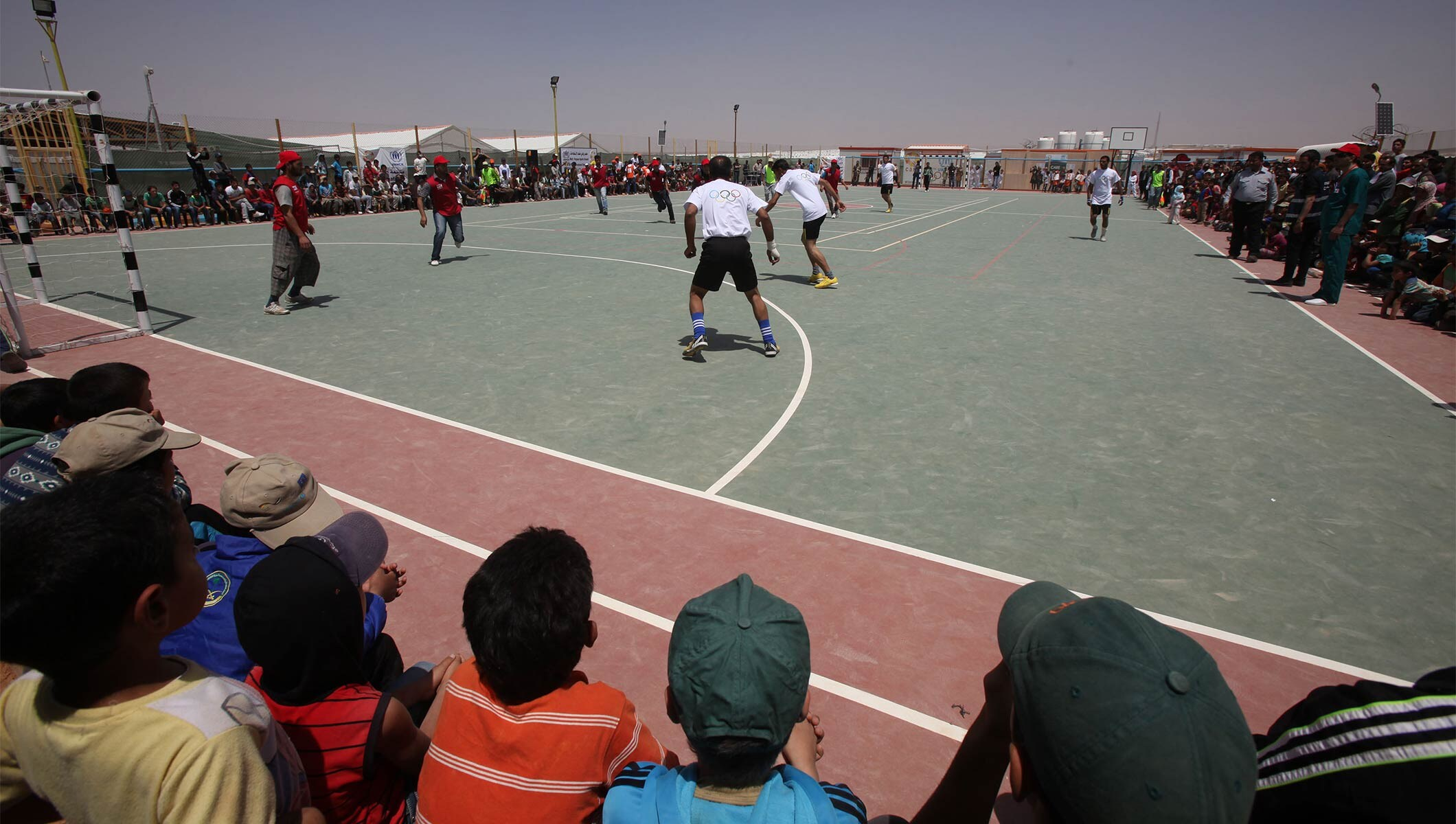Why Sporting events are so important to the local community